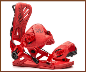 Gnu-Mutant-Snowboard-Bindings