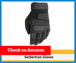 Seibertron-gloves